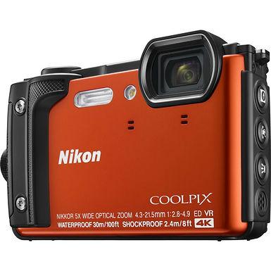 Nikon Coolpix W300 arancio