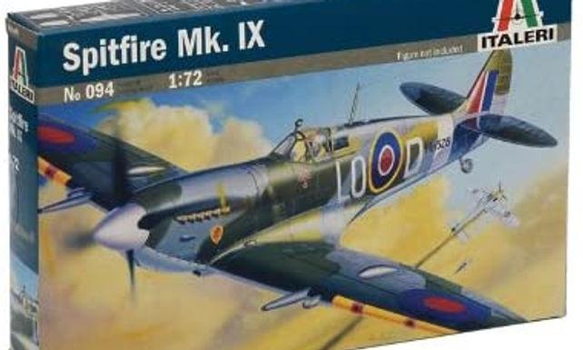 Italeri 0094 - Spitfire Mk.Ix Model Kit Scala 1:72