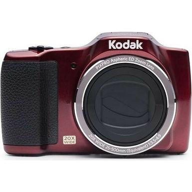 Kodak PixPro FZ201 Rosso