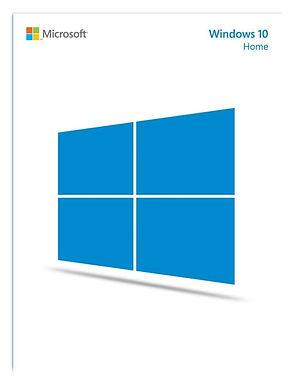 Windows 10 Home 32/64 Bit