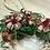 Thumbnail: Decorazione Ferro di cavallo e fiori  lavorata a mano