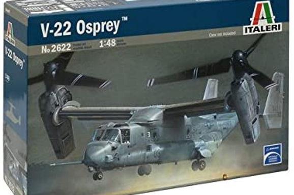 Italeri 2622 - V-22 Osprey Model Kit Scala 1:48