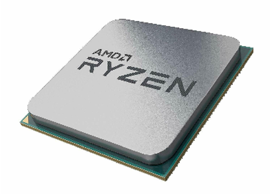 AMD CPU RYZEN 5 3600X 3,8GHZ AM4 3MB CACHE 32MB TRAY VERSION ONLY CHIPSET