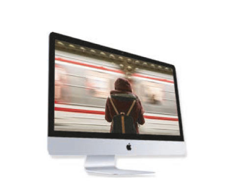 APPLE All-In-One iMac Monitor 21.5'' 4K
