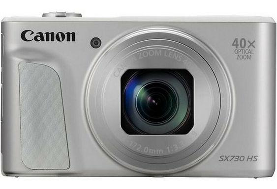 Canon PowerShot SX730 HS argento