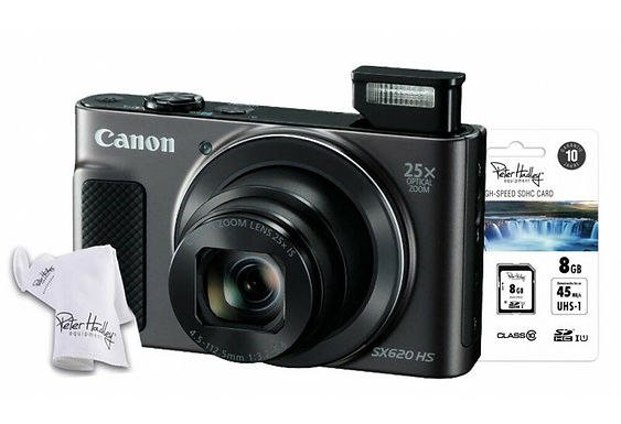 Canon PowerShot SX620 Nero Special Edition