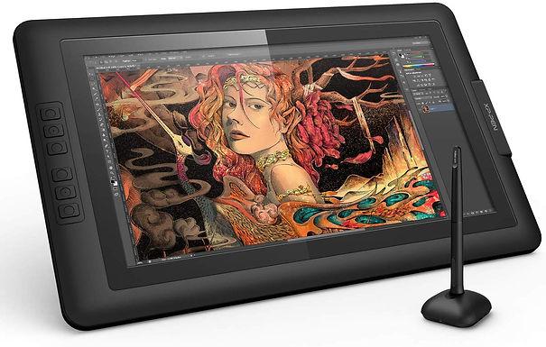 """XP-PEN Artist 15.6 Tavoletta Grafica 15.6"""" Full HD 8192 Livelli di Pressione"""