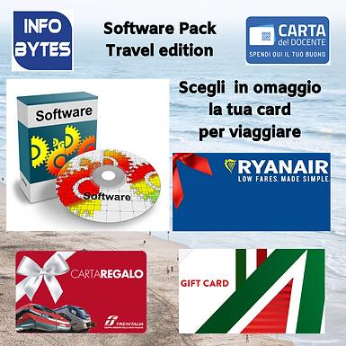 Software pack  con omaggio