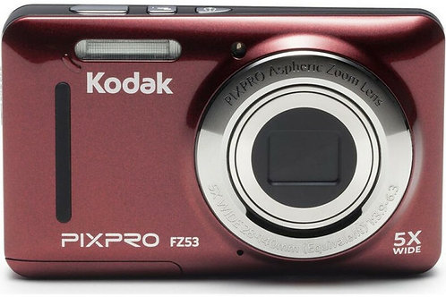 Kodak PixPro FZ53 rosso