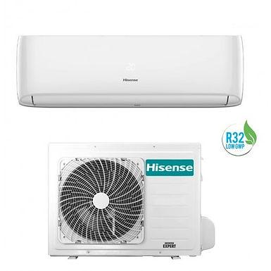 Hisense Inverter Easy Smart Da 9000 Btu Ca25yr01g Classe A++/A+ Gas R-32