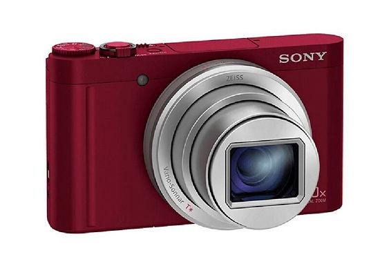 Sony Cyber-shot DSC-WX500 Rossa