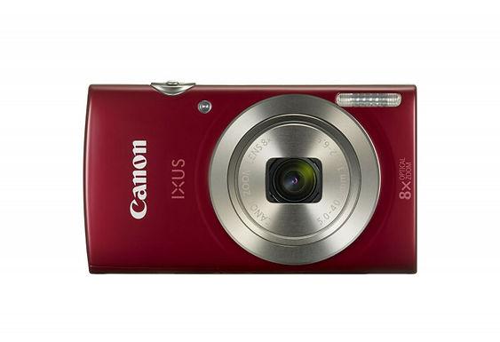 Canon IXUS 185 rossa