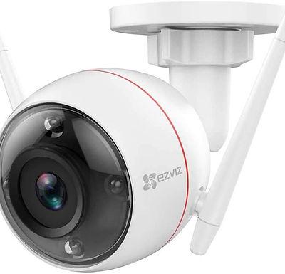 EZVIZ C3W Telecamera WiFi Esterno 1080P Con Visione Notturna a Colori