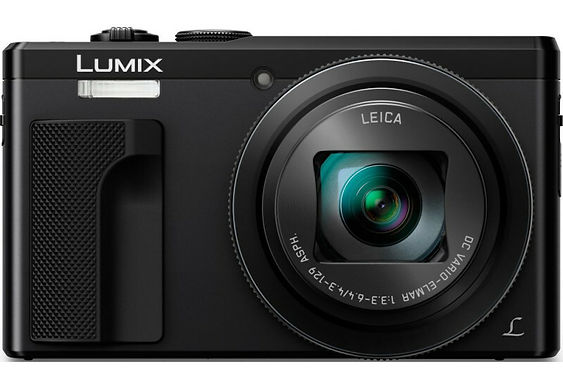 Panasonic Lumix DMC-TZ80 Nera