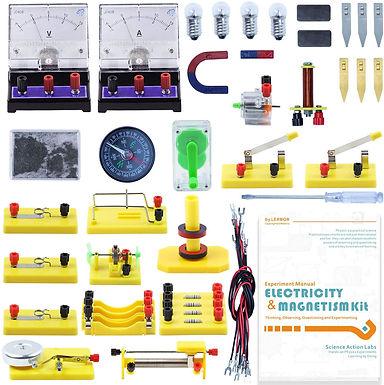 Teenii STEM Laboratorio di Fisica per Esperimenti con Circuiti di Base