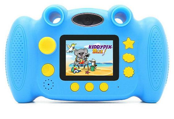 Kiddypix Blizz Blauw