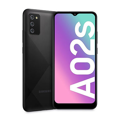 Samsung Galaxy A02s 32 GB nero