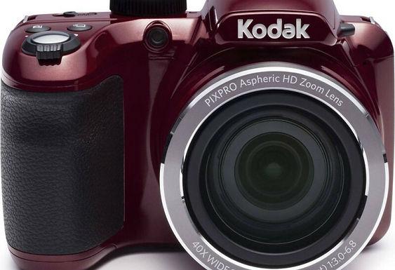 Kodak PixPro AZ401 Rosso