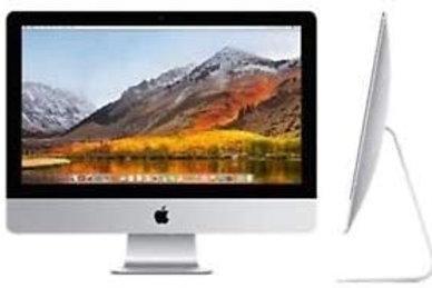 Apple iMac 21,5 pollici/Intel Core i5, 2.7 GHz / 4 core/RAM 16 GB Ricondizionato