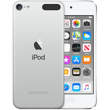 iPod touch 128GB Argento