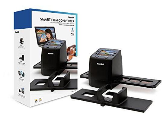 Scanner Hamlet Smart film converter scanner pellicola (35 mm) portatile usb 2.0