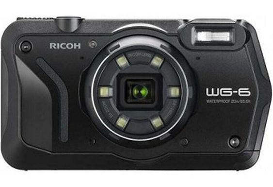 Ricoh WG-6 Nero