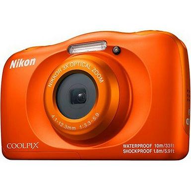 Nikon Coolpix arancio W150