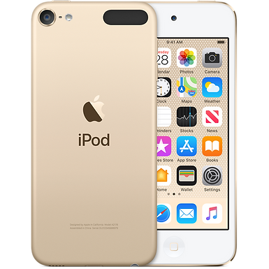 iPod touch 128GB Oro