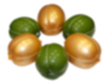 шары в V6 reg Euro Gold, Olive green 165