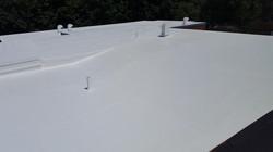 Spray Foam Flat Roof