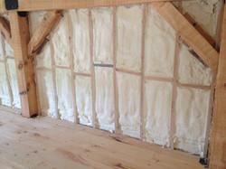 Wall Spray Foam Insulation