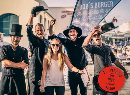 Plzeň - Burger Street Festival