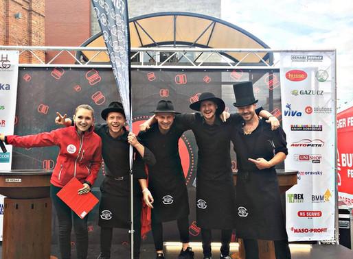 Brno - Burger Street Festival