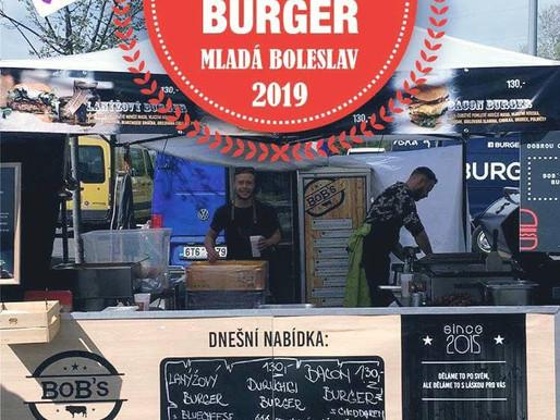 Mladá Boelslav - Burger Street Festival