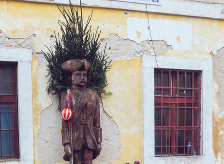 Vánoční trhy na Bastionu IV