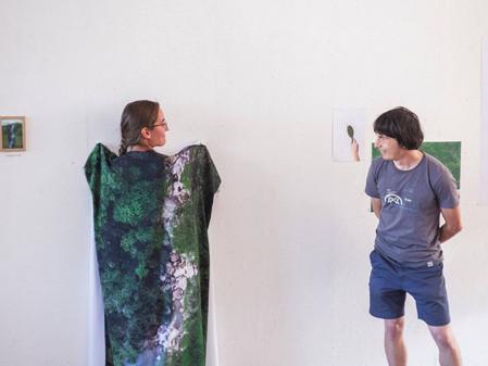 Fotoreport z vernisáže výstavy Mimo rám