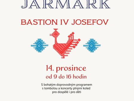 Vánoční jarmark na Bastionu IV