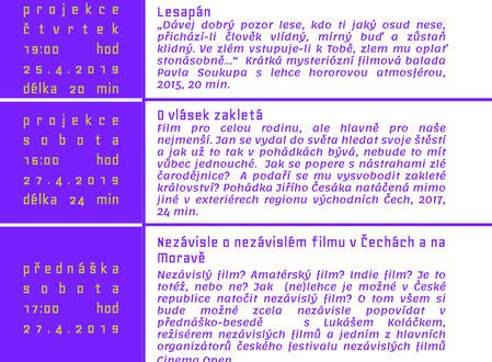 Nezávislé filmy v Josefově