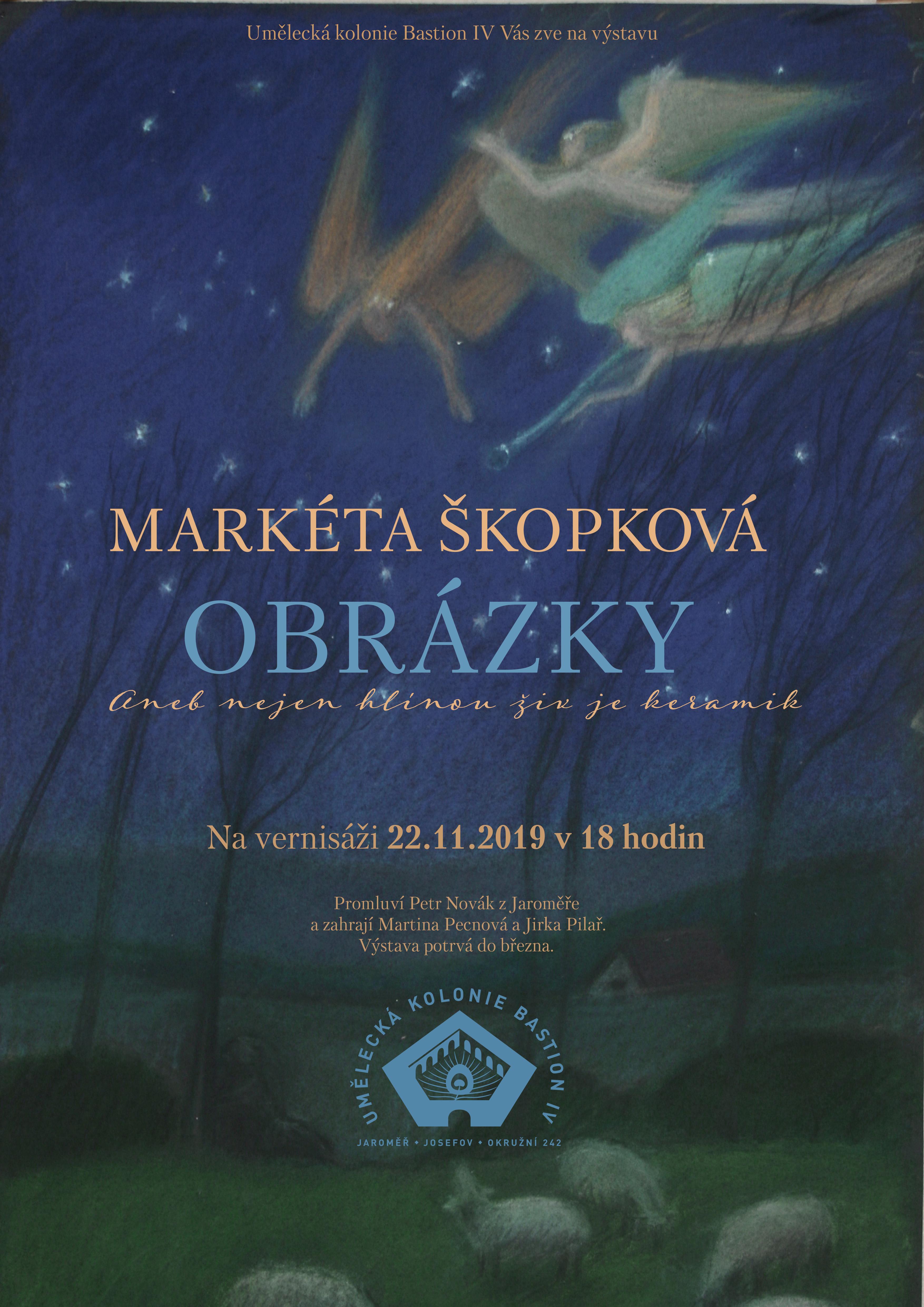 Markéta Škopková - obrázky
