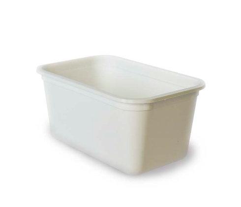 Пластиковый контейнер 0,45л под запайку