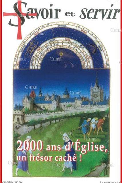 2000 ANS D´EGLISE UN TRÉSOR CACHÉ - N° 66