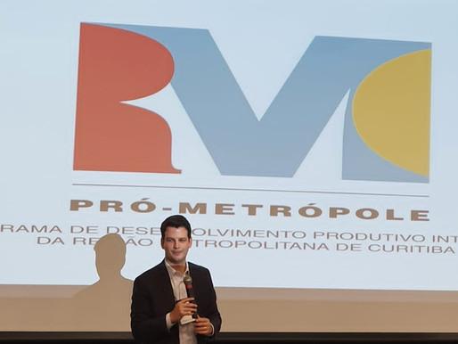 """""""Diálogos Metropolitanos de Prefeitos"""" em São José dos Pinhais: integração é a palavra do momento"""