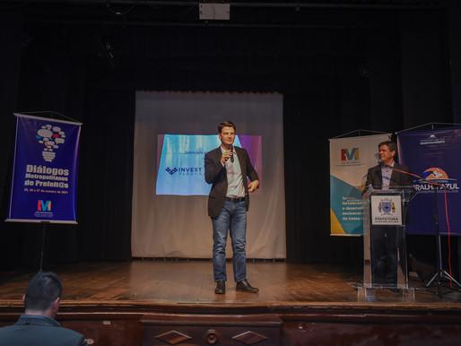 Encontro de prefeitos na Lapa coloca em debate a integração como forma de promover o desenvolvimento