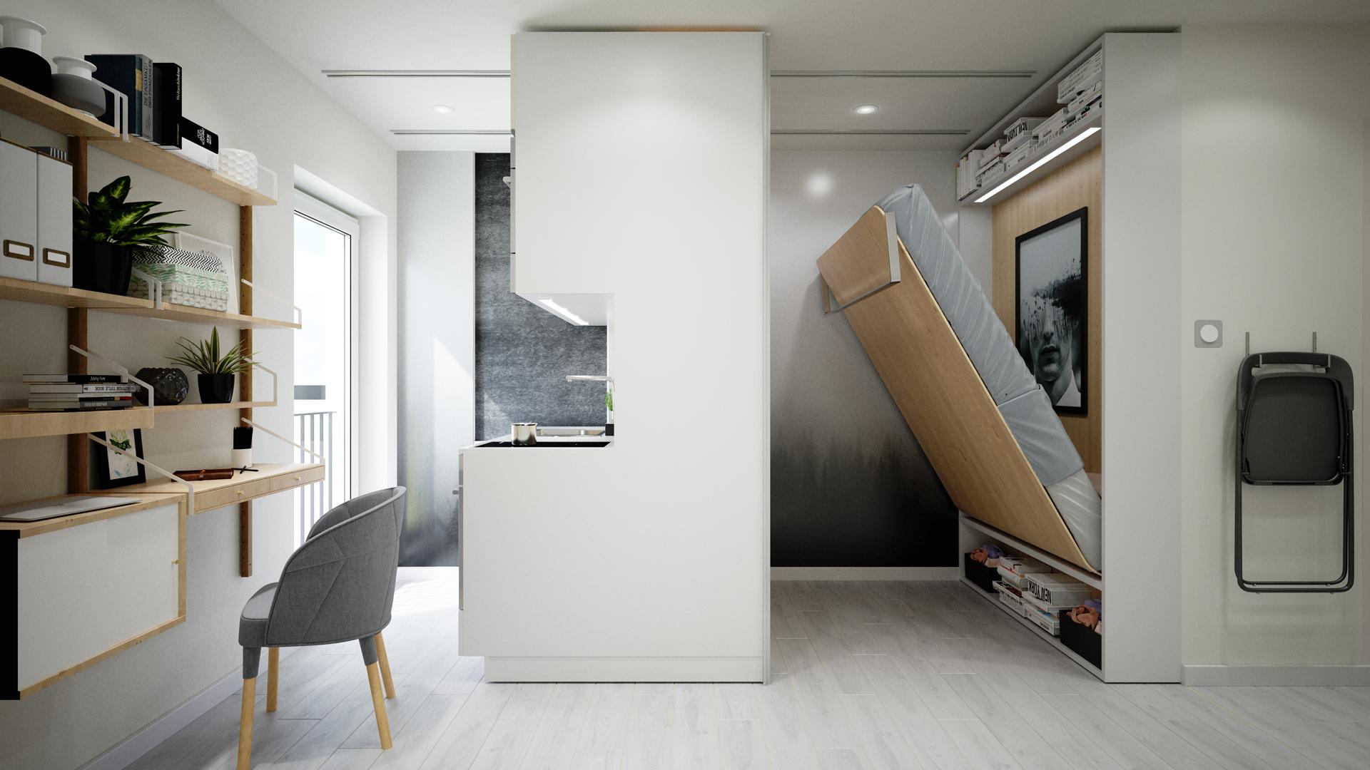 Move kitchen