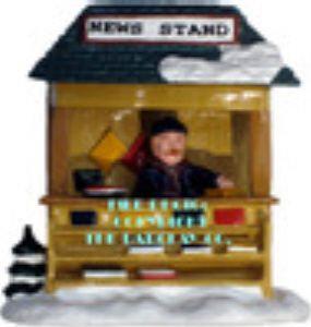 #4160 - News Stand