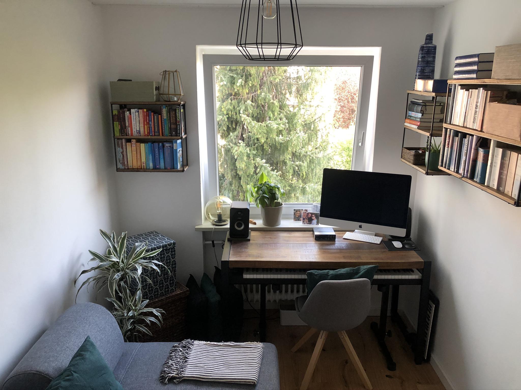 Arbeits-/Gästezimmer nachher
