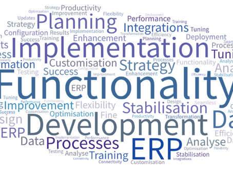 Phases of ERP Implementation