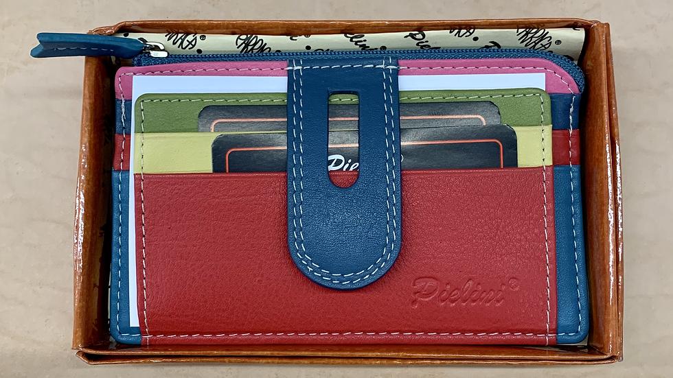 Pielini Wallet #3037 Multi