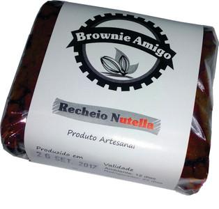 Brownieamigo de Nutella