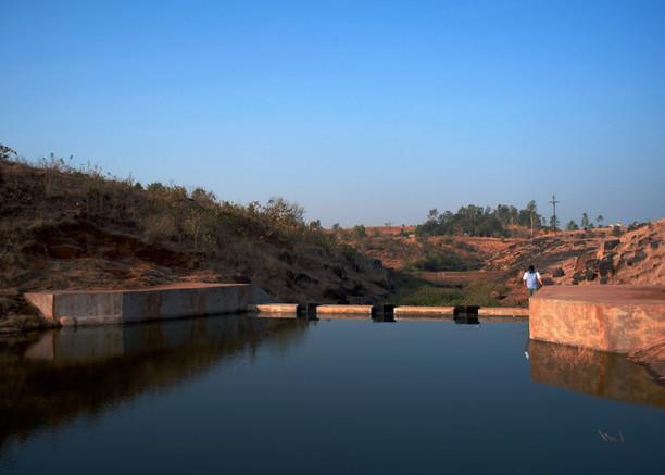 Rain Water Harvesting Structure in Mokhada
